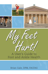 My Feet Hurt Book